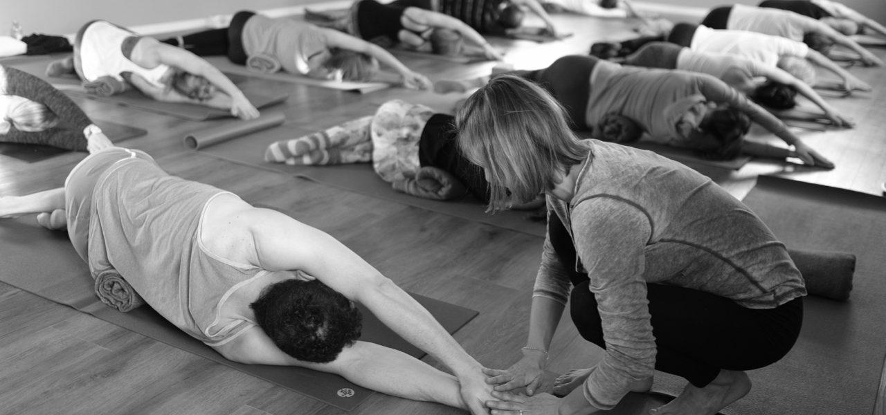 Yogability - Photo by Bjorn Wilke Photography