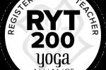AYA 200 Logo • Yogability