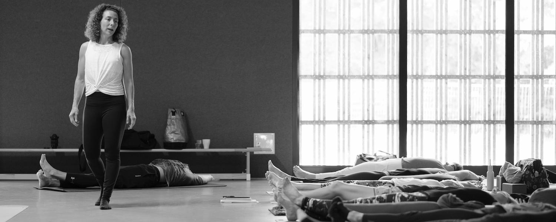 Stefanie Arend: Yin Yoga Ausbildung Basismodul 1 am 15./16. Mai 2021 • Yogability