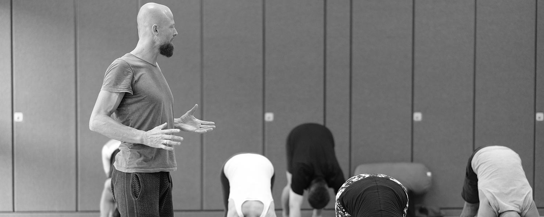 Masterclass Happy Hips am 05.08.2022 mit Dr. Ronald Steiner bei Yogability in Herdecke (NRW)