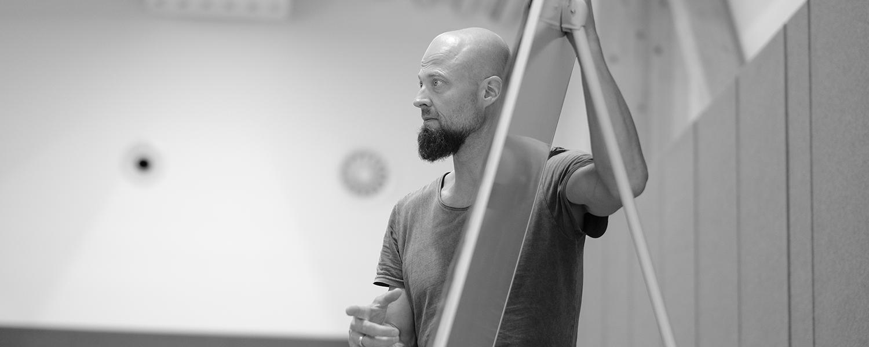 Masterclass Yoga und Laufen am 04.11.2022 mit Dr. Ronald Steiner bei Yogability in Herdecke (NRW)